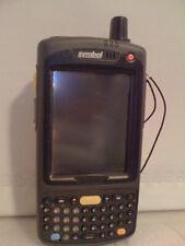 MC70 MC7004 Symbol Wireless Barcode Scanner Microsoft Mobile 5.0
