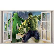 Stickers fenêtre Hulk Avengers réf 11123