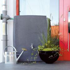 Regentonne Regenwassertank Regenwassertonne Noblesse 275 L anthrazit