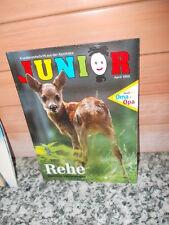 Junior, Heft April 1999, 32. Jahrgang