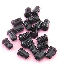 3mm supporto di plastica LED 1-200pcs Luce Diodo FAI DA TE PANNELLO CLIP Display Segno caso