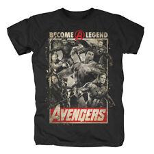 AVENGERS - Become A Legend Endgame T-Shirt