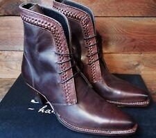 15499 chaussure country western JUDY marron patine *** promo à saisir ***