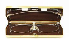 slimfold spectacle SF005 full eye frames of Kanda Optical,Japan