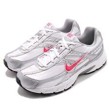 Nike Wmns Initiator White Silver Pink Women Running Shoes Sneakers 394053-101