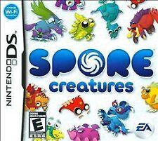 Spore Creatures (Nintendo DS, 2008) - BRAND NEW