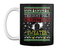 Shooting Ugly Christmas Sweater Gift Coffee Mug