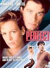 Perfect (DVD, 2002) Jamie Lee Curtis John Travolta