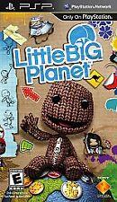 LittleBigPlanet (Sony PSP, 2009) Complete