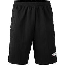 Derbystar Uwe Torwarthose schwarz Short Goalkeeper Shorts Hose Kinder Herren