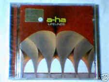 A-HA Lifelines cd GERMANY SIGILLATO