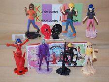 Miraculous  D 2018 Auswahl Einzelfiguren aus allen Figuren mit BPZ
