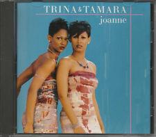 TRINA & TAMARA Joanne EDIT & REMIX & INSTRUMENTAL PROMO DJ CD Jesse Powell Eve