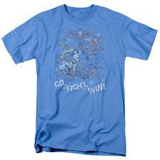 Jla Go Fight Win Mens Short Sleeve Shirt