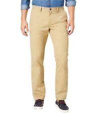 Tommy Hilfiger Mens Shield Casual Chino Pants