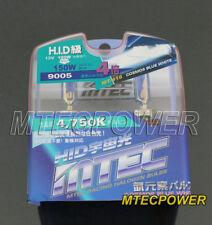 MTEC 9005 4X XENON COSMOS BLUE WHITE HEADLIGHT BULBS