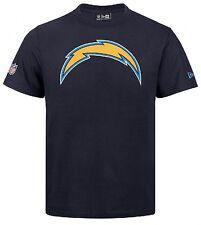 New Era San Diego Chargers Team NFL On Field Fan M L XL XXL Tee T Shirt T-Shirt