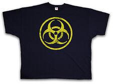 4xl & 5xl CDC Biohazard logo T-SHIRT-DEL TORO the strain T Shirt XXXXL XXXXXL