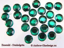 7200 Hotfix Rhinestones Diameter SS10 ( 3mm ) Emerald ~ Green