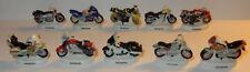2003 MOTOCICLETAS DUCATI KAWASAKI HARLEY DAIDSON HONDA GOLDWING HABA 3D a elegir
