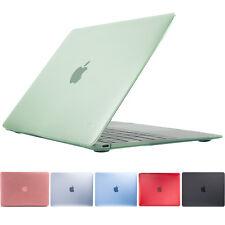 JCPAL Thin Plastic Transparent Case for Macbook 12 Air 11,13 / Pro RETINE 13,15