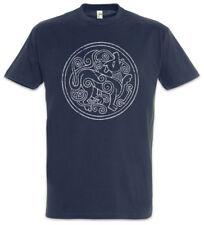 Norse Circle T-Shirt Walhalla Thor Loki Odin Wikinger Vikings Norse Norsemen