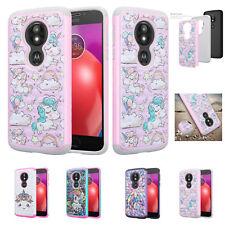 Motorola Moto E5 Plus, E5 Supra Case Rhinestone Crystal Bling Glitter Cover