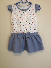 New Cute Girls/Toddler Summer Dress Size: 1, 18M, 2, 3