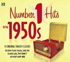 Various Artists - Number 1 Hits of the 1950s (fifti... - Various Artists CD NAVG