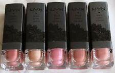 NYX Black Label Lipstick 4.2g Full Size \ Choose Shade \ Brand New - UK Seller