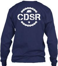 Star And Chain Campaign - Cdsr Gildan Long Sleeve Tee T-Shirt