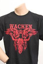 Wacken Shirt 2010 Death-Angel ohne Bands , Gr.S- M+XL , Rot, Neuware!!