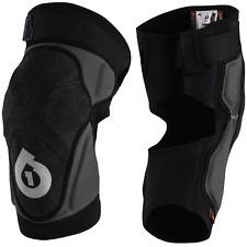 661 SIXSIXONE EVO II KNEE D30 MTB BIKE BMX pads protectors leg guards Pair