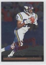 1995 Classic Pro Line Silver Printers Proof #21 Qadry Ismail Minnesota Vikings