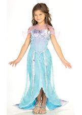 Girls Little Mermaid Style Princess Costume
