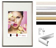 Photo Style Bilderrahmen in 20x30 cm bis 50x70 cm DIN Format Bilder Foto Rahmen