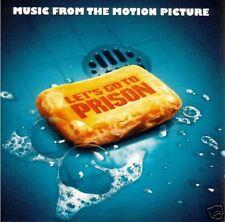 Let's Go To Prison - 2006 -Original Movie Soundtrack CD
