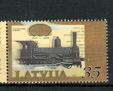 TRENI - TRAINS LATVIA LETTONIA 2009