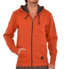 Quiksilver czao picante Hoody pull veste hommes veste d'hiver Orange ktmsw 012