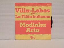 LOS KOYAS Villa lobos par la flute indienne 61439 L