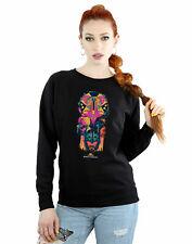 Marvel Women's Thor Ragnarok Character Totem Sweatshirt
