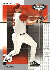2003 Fleer Box Score Baseball - Choose Your Cards