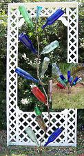 "2 WINE BOTTLE TREE 6 FT Curve & ""mini"" Garden BOTTLETREE CHRISTMAS black friday"