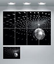 Disco Ball Feier GIANT WALL ART POSTER PRINT