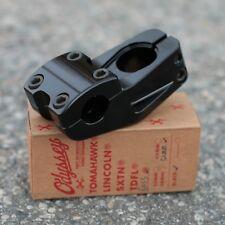 ODYSSEY BMX BIKE RAFT BICYCLE STEM BLACK//SILVER BROC RAIFORD SUNDAY PRIMO CULT
