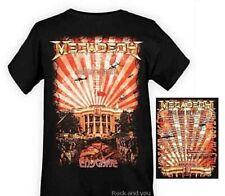 Megadeth T-Shirt Endgame China 2009 thrash metal hard rock  S Last NWT