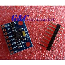 1/5PCS ADXL345 3-Axis Digital Acceleration of Gravity Tilt Module for Arduino
