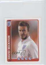 2010 Topps England Stickers #217 David Beckham Soccer Card