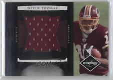 2008 Leaf Limited Rookie Jumbo Jerseys #9 Devin Thomas Washington Redskins Card