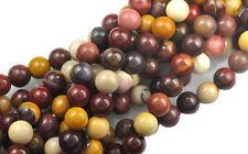 16 Inch Strand Mookaite Jasper Round Gemstone Beads 6MM